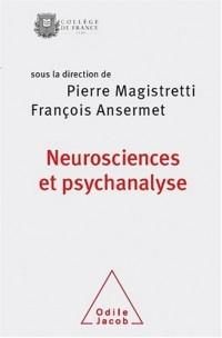 Neuroscience et psychanalyse