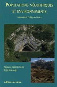 Populations néolithiques et environnements