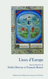 Lieux d'Europe : Mythes et limites