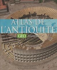 Atlas de l'Antiquité