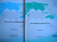 CAP petite enfance - vie sociale et professionnelle en 2 tomes (séries 01 a 08)