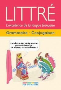 Littre Grammaire Conjugaison