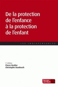La protection de l'enfance apres la réforme de 2016