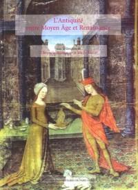 L'Antiquité entre Moyen Age et Renaissance : L'Antiquité dans les livres produits au nord des Alpes entre 1350 et 1520