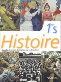 Le Quintrec : Histoire, 1ère, Bac S