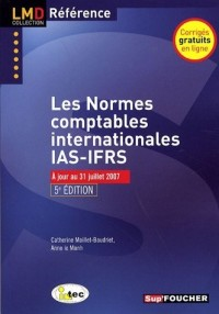 Normes comptables internationales IAS-IFRS