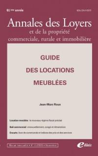 Guide des locations meublées
