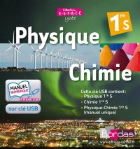 Cle Usb Non Adopt Phys-Chim Espace 1re S