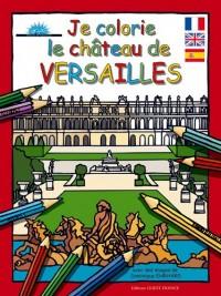 Je colorie le château de Versailles