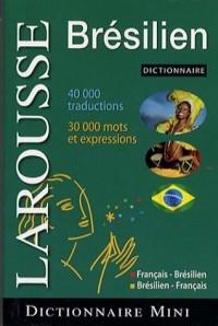 Mini dictionnaire Français-Brésilien Brésilien-Français