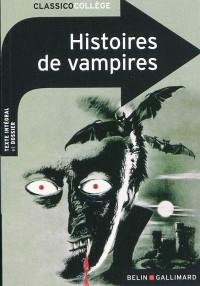 Histoires de vampire