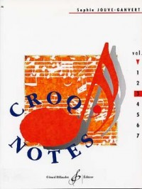 Croq'Notes - Cahier 3 - 3e Annee