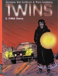 Twins, tome 2 : Willet Burns