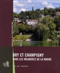 Bry et Champigny dans les méandres de la Marne