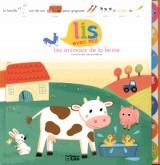 Lis avec Moi : les Animaux de la Ferme - 3 ans