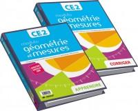 Classeur Modulo Mesure et Géometrie CE2