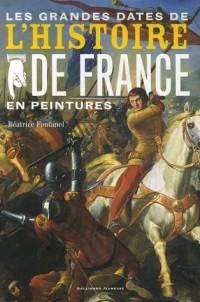 Les grandes dates de l'histoire de France en peintures