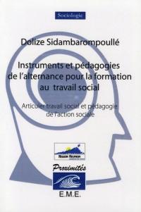 Instruments et Pedagogie de l'Alternance pour la Formation au Travail Social.