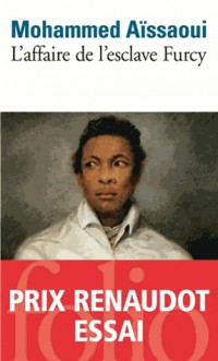 L'affaire de l'esclave Furcy