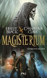 Magisterium - tome 01 : L'épreuve de fer (1) [Poche]