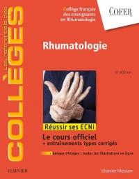 Rhumatologie: Réussir les ECNi