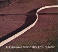 Christo, The Running fence : Exposition itinérante, Rotterdam, Bonn, Hannover, Humlebek, etc