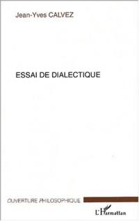 Essai de dialectique