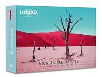 L'agenda-calendrier Incroyable Nature par Ushuaia 2018