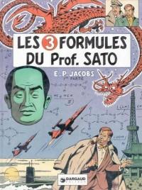 Mortimer à Tokyo (Les 3 formules du professeur Sato)