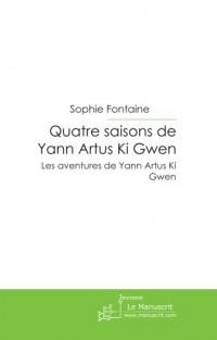 Quatre Saisons de Yann Artus Ki Gwen