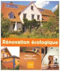 Rénovation écologique : Transformer sa maison au naturel : isoler, restaurer, décorer