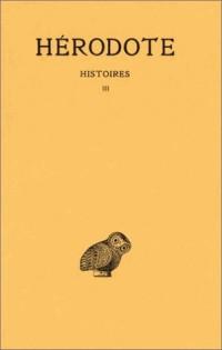 Histoires, livre III