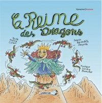 La reine des dragons (1CD audio)