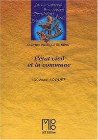 L'Etat civil et la commune