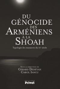 Shoah et Genocide Armenien