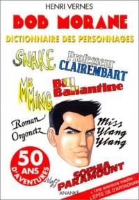 Dictionnaire des personnages + l'épée de d'Artagnan (inédit)