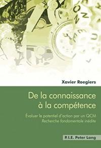 De la connaissance à la compétence : Evaluer le potentiel d'action par un QCM - Recherche fondamentale inédite