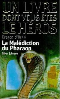 Dragon d'or, numéro 4 : La Malédiction du pharaon