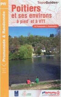 Poitiers et Ses Environs a Pied 2012- 86 - Pr - P861