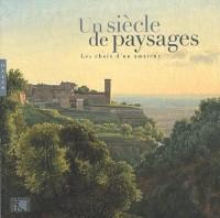 Un siècle de paysages : Les choix d'un amateur