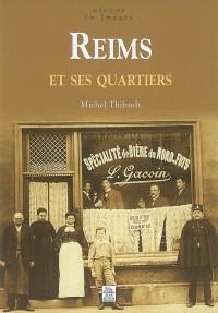 Reims et ses quartiers
