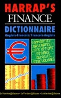Harrap's finance