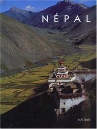 Népal - Espaces naturels - Coffret : un album photographique, un guide de voyage et un guide de randonnée.