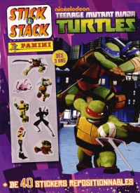 Stick & Stack Tortues Ninja
