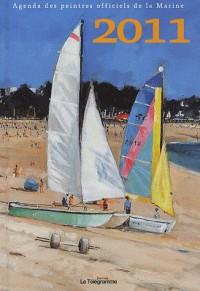 Agenda 2011 des Peintres Officiels de la Marine