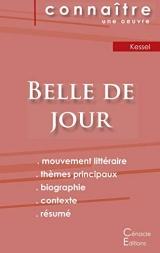 Fiche de lecture Belle de jour de Joseph Kessel (Analyse littéraire de référence et résumé complet)