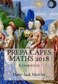 PREPA CAPES MATHS 2018 Géométrie