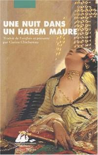 Une nuit dans un harem Maure
