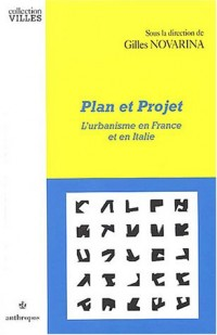 Plan et projet : L'urbanisme en France et en Italie