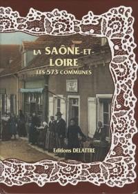 La Saône-et-Loire, les 573 communes